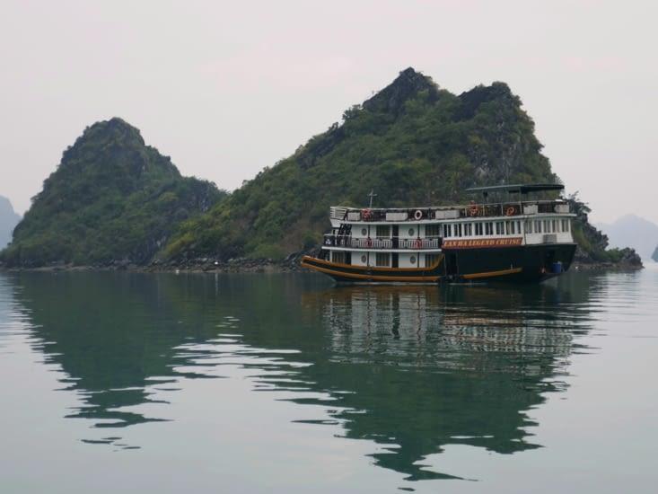 Notre bateau de croisiere