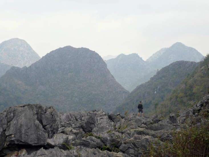 Pause pipi panoramique