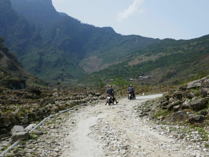 Routes pourries