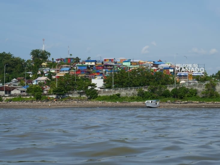 Passage express a Manado
