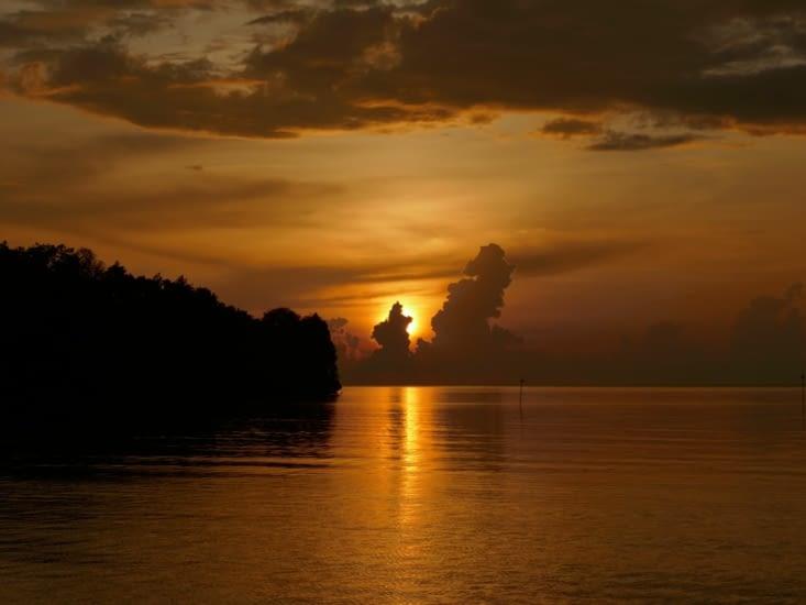 Session couche de soleil