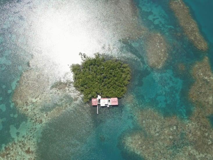 Tumbak guesthouse, lieu insolite