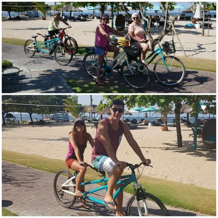 Découverte des alentours à vélo