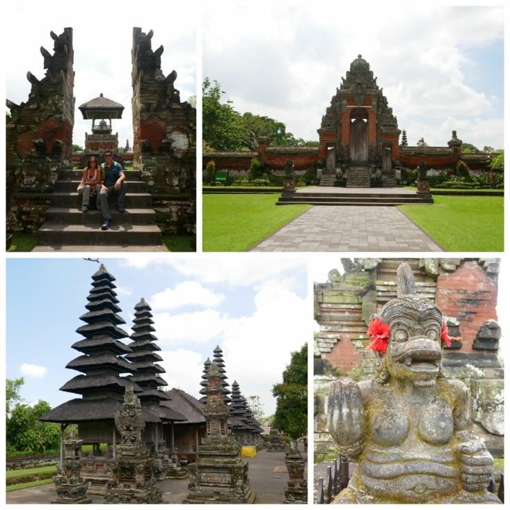 Le temple de Mengwi