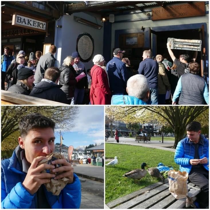 Fergburger, les meilleurs burgers de Nouvelle Zelande