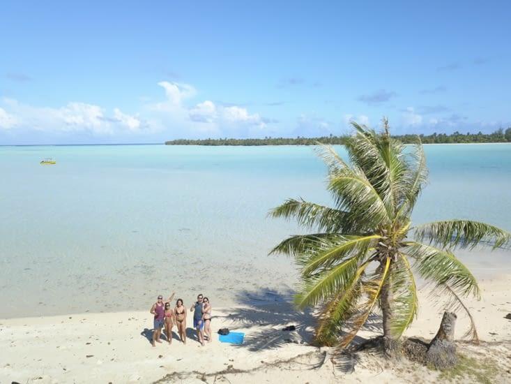 derniere plage avec les copains