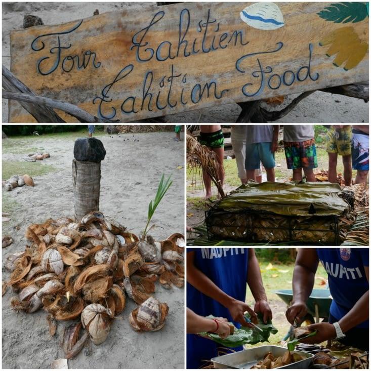 Le Four Tahitien