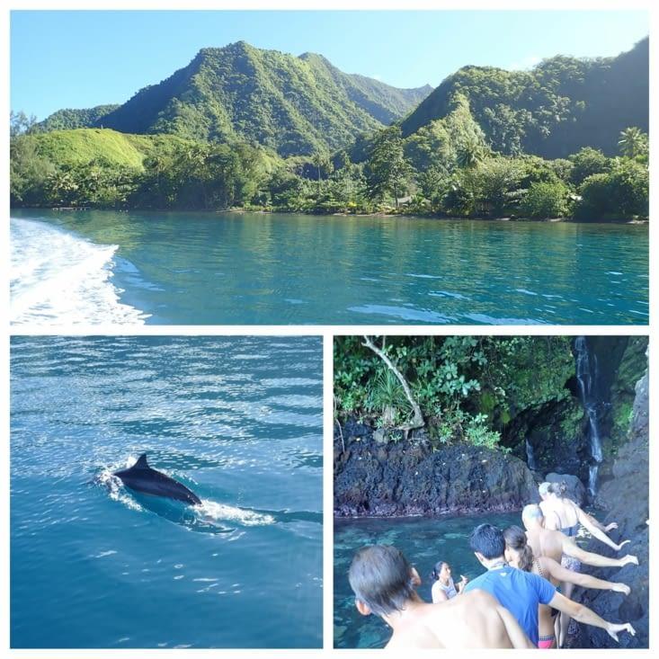 Tahiti nui, sa presqu'ile