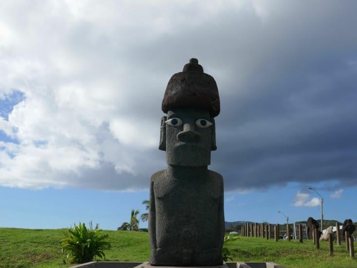 Moai au complet