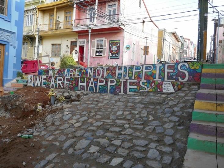 Slogan de Valparaiso