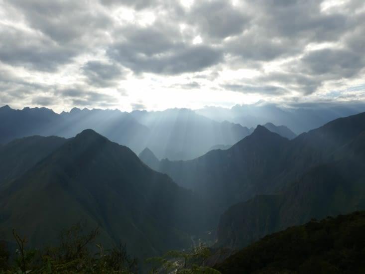 Jour 4: Au pied du Machu Picchu