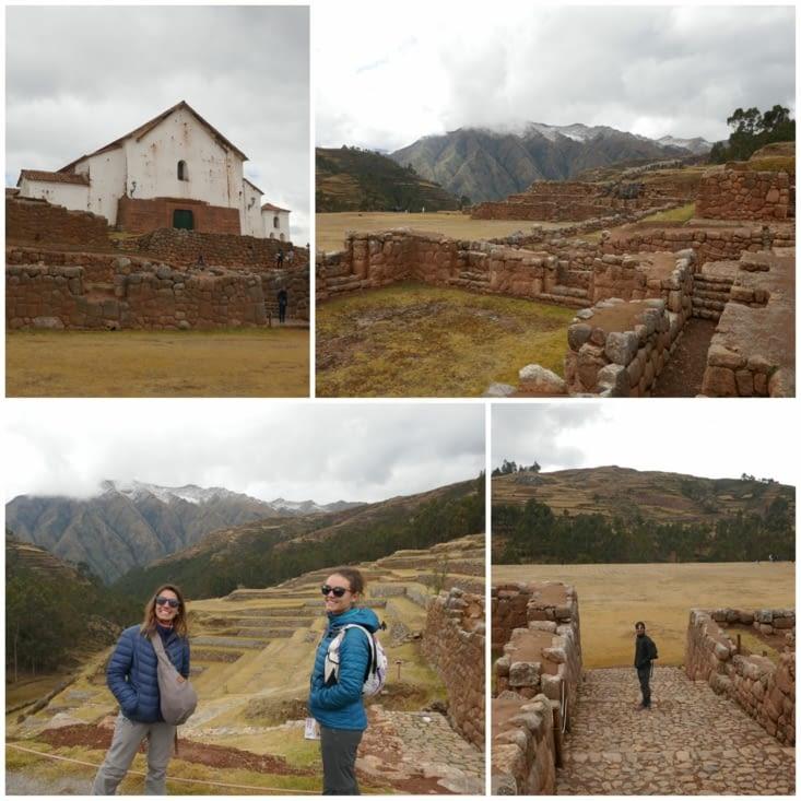La vallée des Incas - Chinchero
