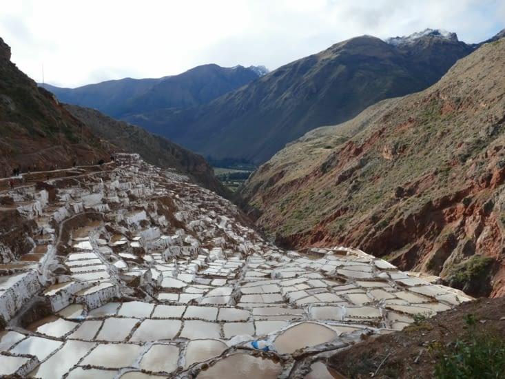 La vallée des Incas - Maras