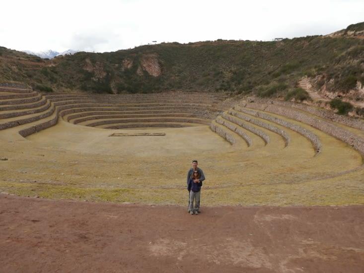 La vallée des Incas - Moray