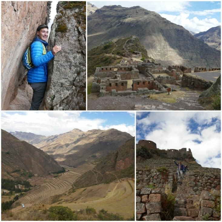 La vallée des Incas - Pisac