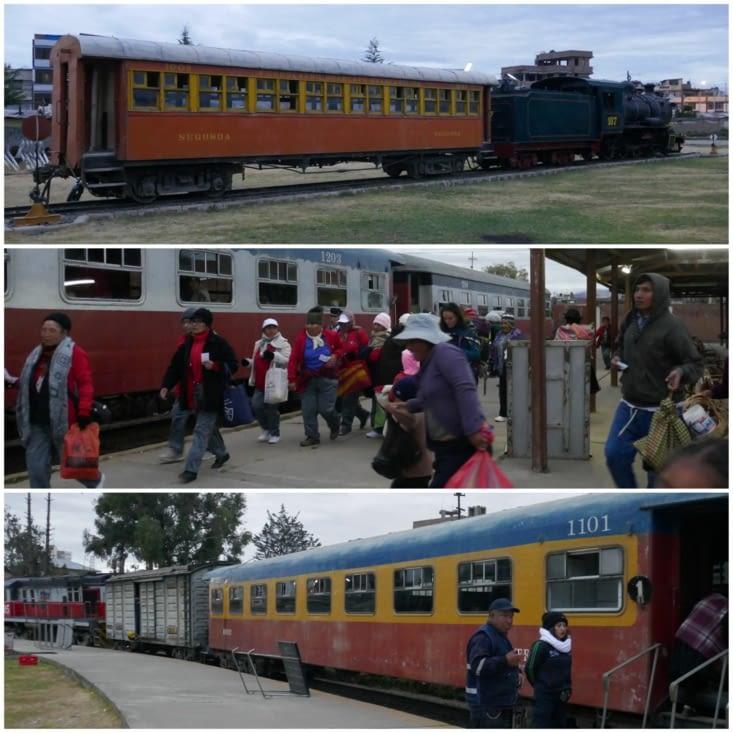 """Le train """"el Macho"""""""