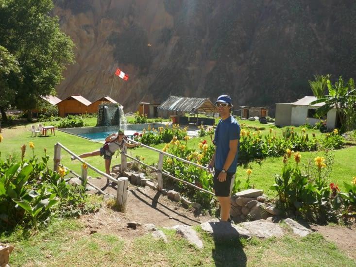 Trek dans le canyon del Colca