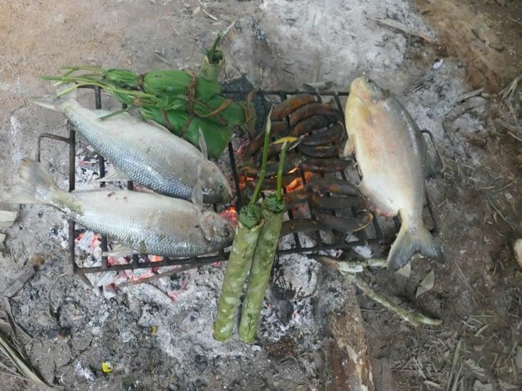 Barbecue de nos chefs d'oeuvre