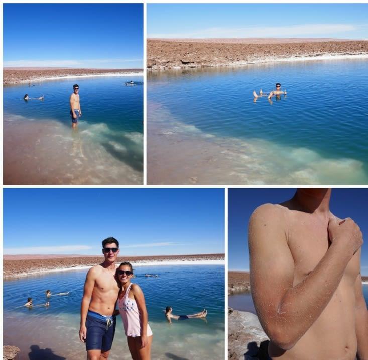 Laguna escondidas