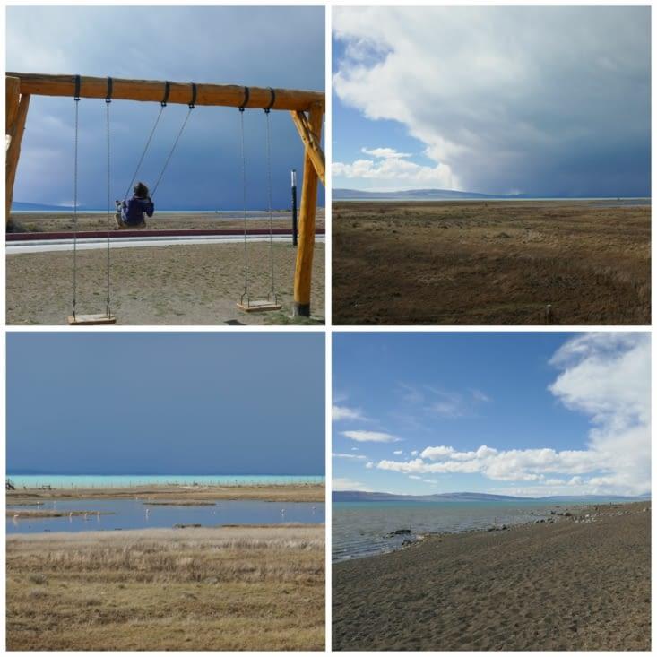 El Calafate et son lago Argentino