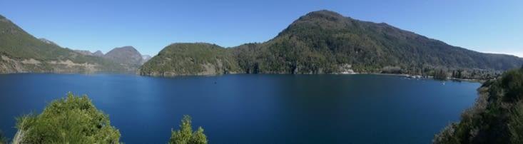 San Martin de los Andes et son lac