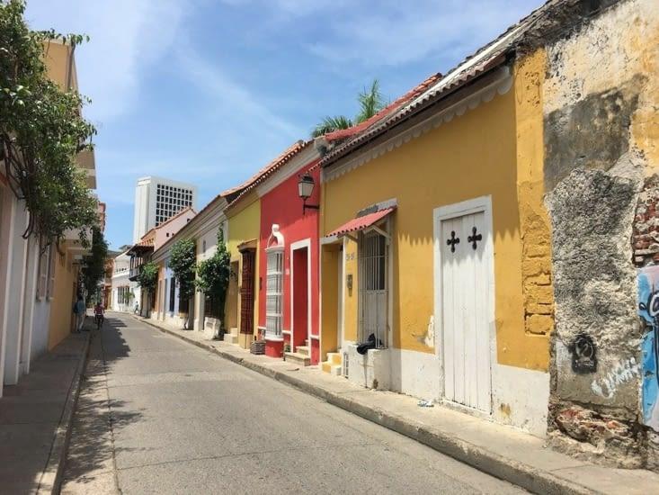 Cartagena et ses couleurs épicées