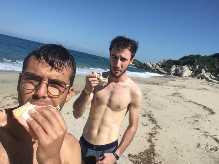 Le repas des naufragés