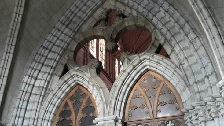 Réplique de la cathédrale de Bourges