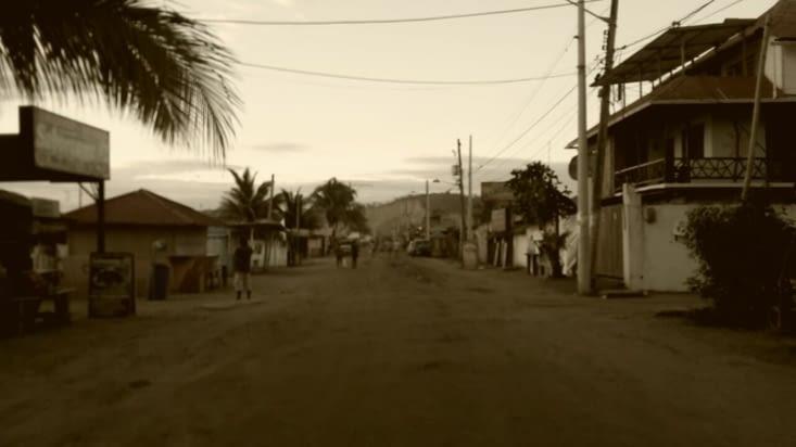 Canoa, le village de pêcheur