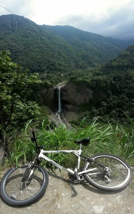 Le vélo aussi profite de la vue
