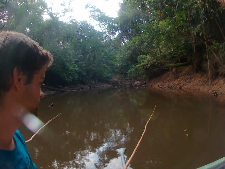 La pêche aux Piranhas