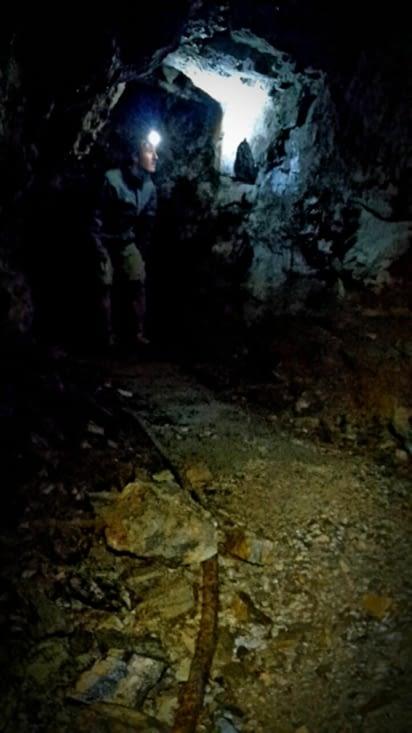 Les mines de Victoria