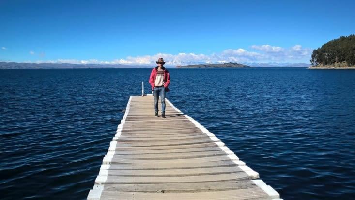 Sur le pont mon Capitaine !