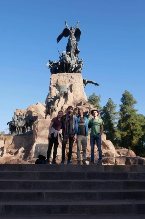 Team Mendoza !