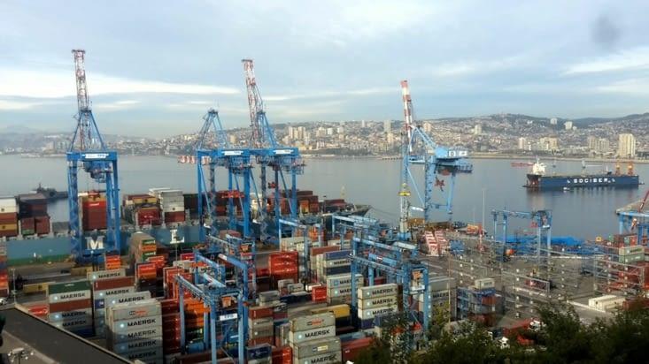 Le port industriel