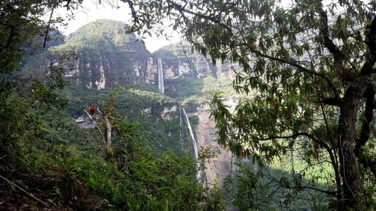 Cascade de Gocta (Pérou)
