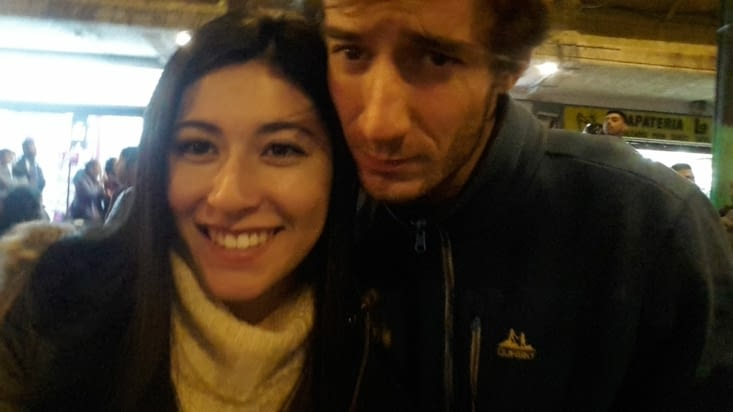 La belle Ana (Chili)