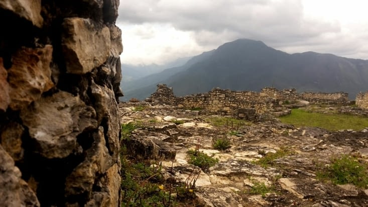 La cité des nuages, Kuelap (Pérou)