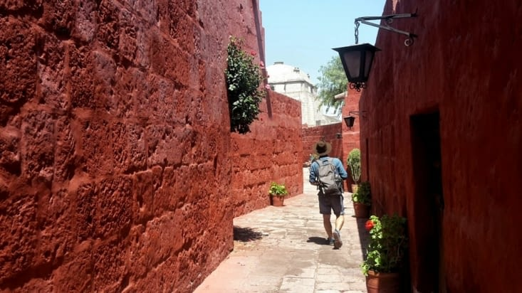 Le couvent Santa Catalina (Pérou)