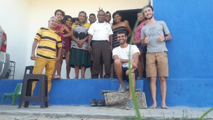 Première journée de stop (Colombie)