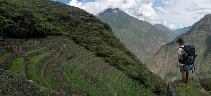 Ruines incas quelque part au Pérou...