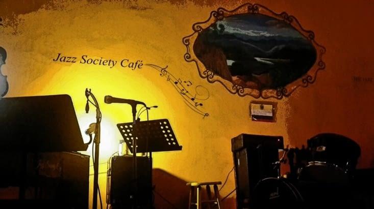 Séance de Jazz à Cuenca (Equateur)