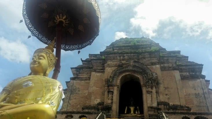 Temple de Chiang Mai (Thaïlande)