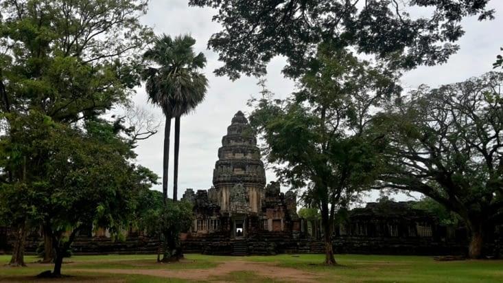 Temple Khmer de Phimaï (Thaïlande)