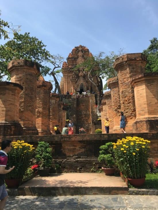 Temple hindouiste (suite)