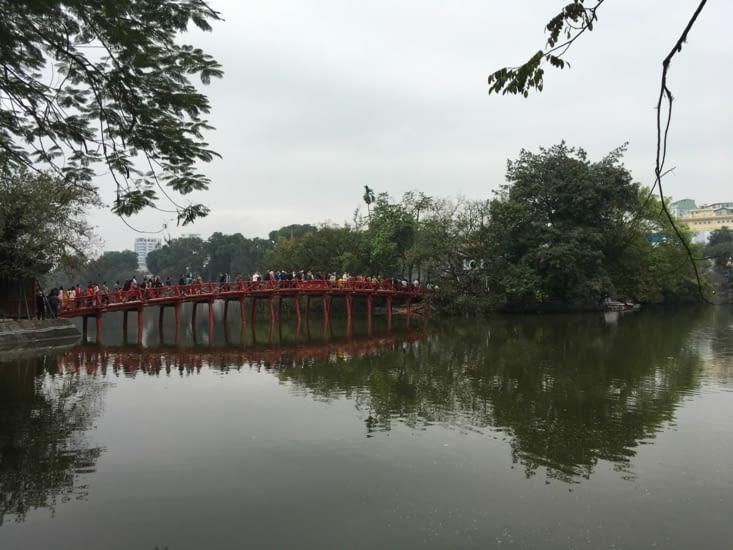 Lac de Hanoï