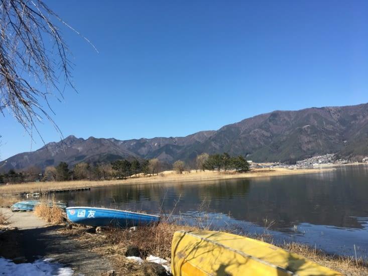 Lac de Yawaguchiki