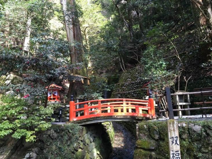 Randonnée Kurama