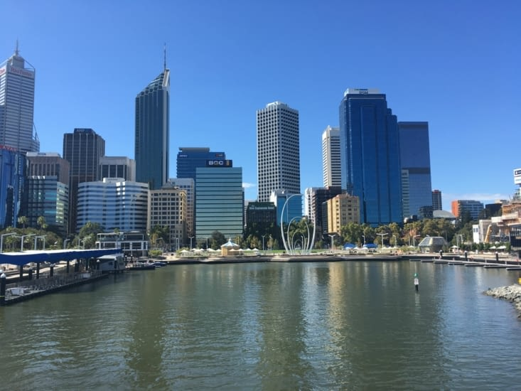Vue de Perth