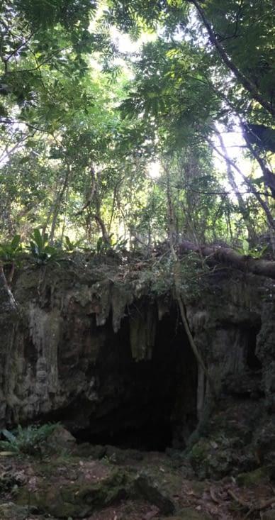 Troisième grotte